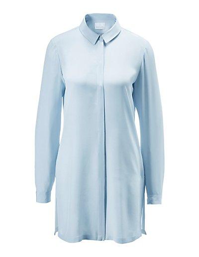 MADELEINE  Chemise femme bleu layette / bleu