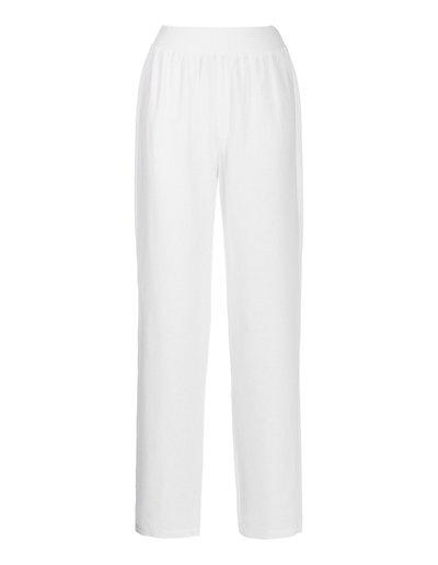 MADELEINE  Pantalon femme blanc