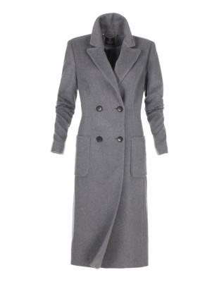 Langer kaschmir mantel damen