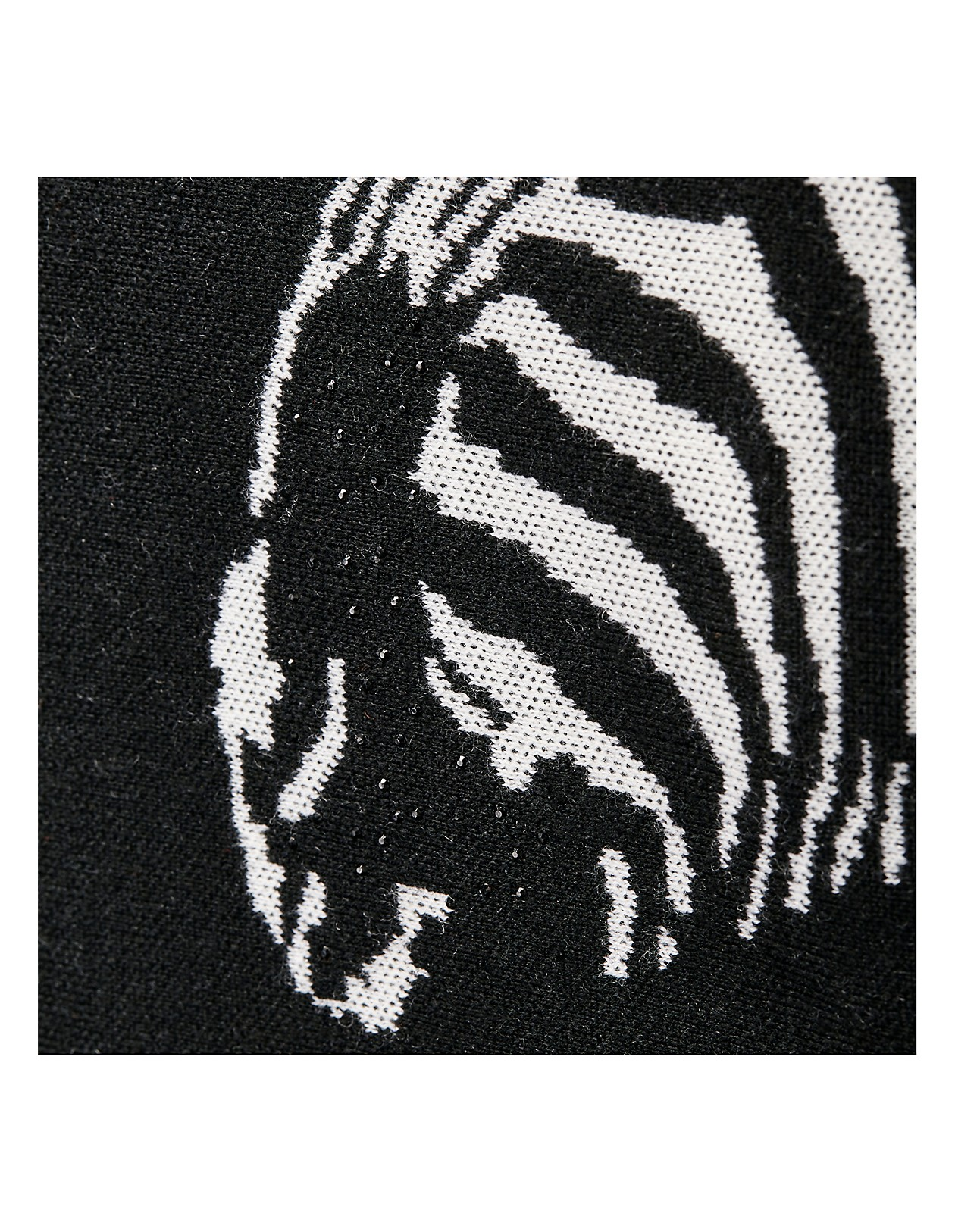 2364700ac0c312 Pullover mit Zebrakopf