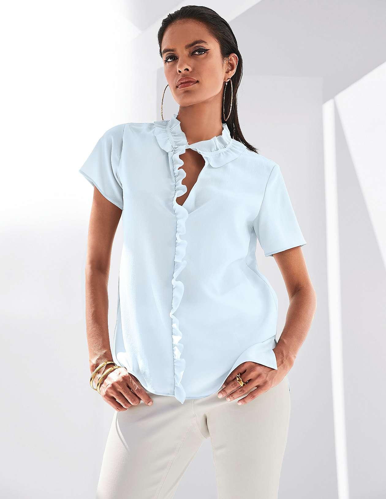 52c7f5744e13 Elegante Blusen für festliche Anlässe online kaufen   MADELEINE Mode