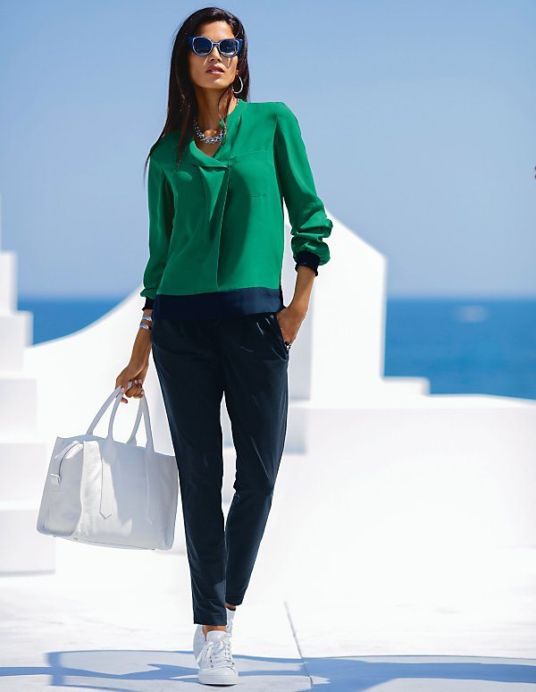 5faeef3296bd Elegante Blusen für festliche Anlässe online kaufen   MADELEINE Mode