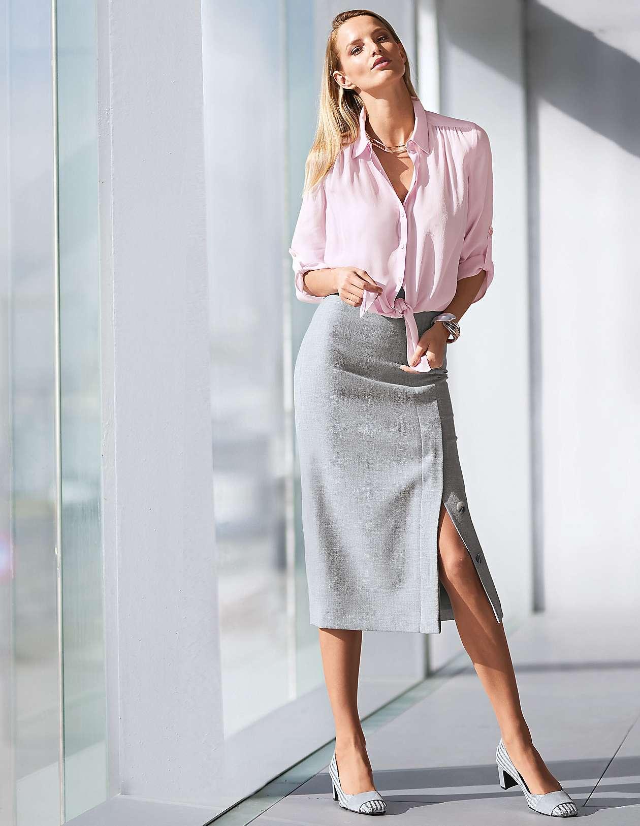 49747df16125df Lange Röcke online kaufen | MADELEINE Mode