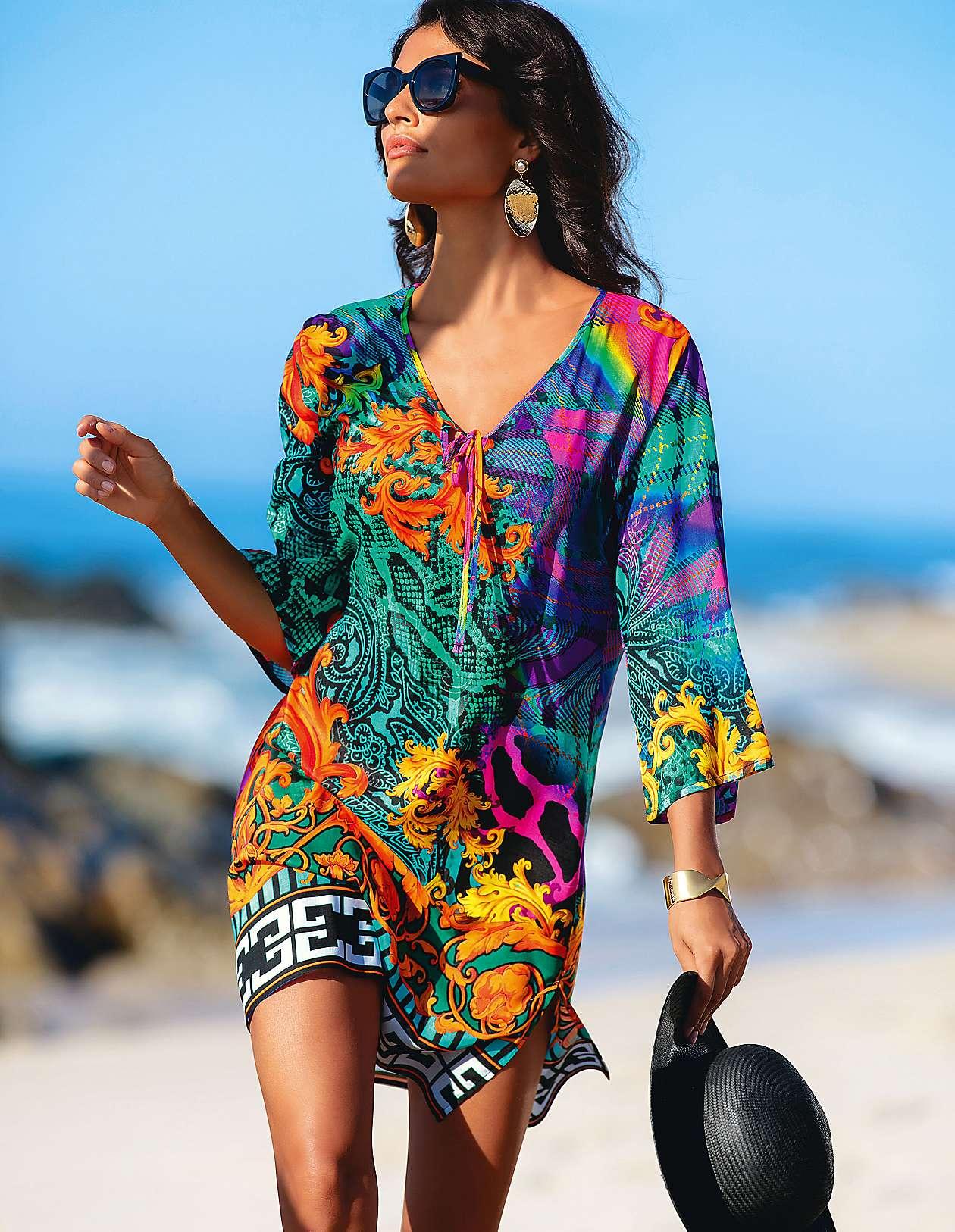987d1dd9cc096 Edle & verspielte Tuniken online bestellen | MADELEINE Mode