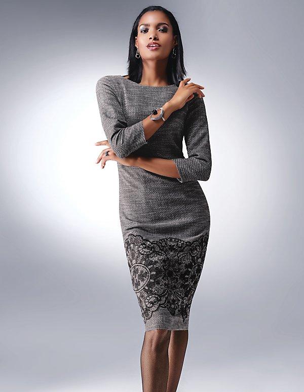 Schicke hochwertige kleider