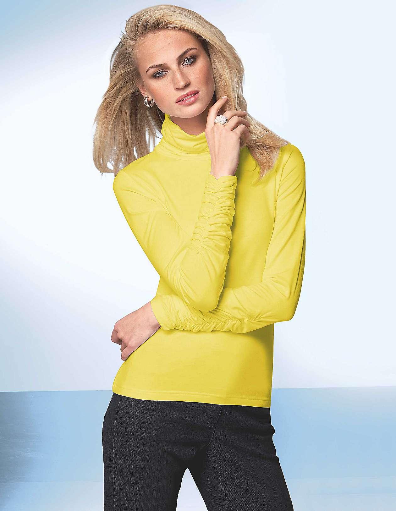Shirt langarm   MADELEINE Mode Österreich 80e850bf29